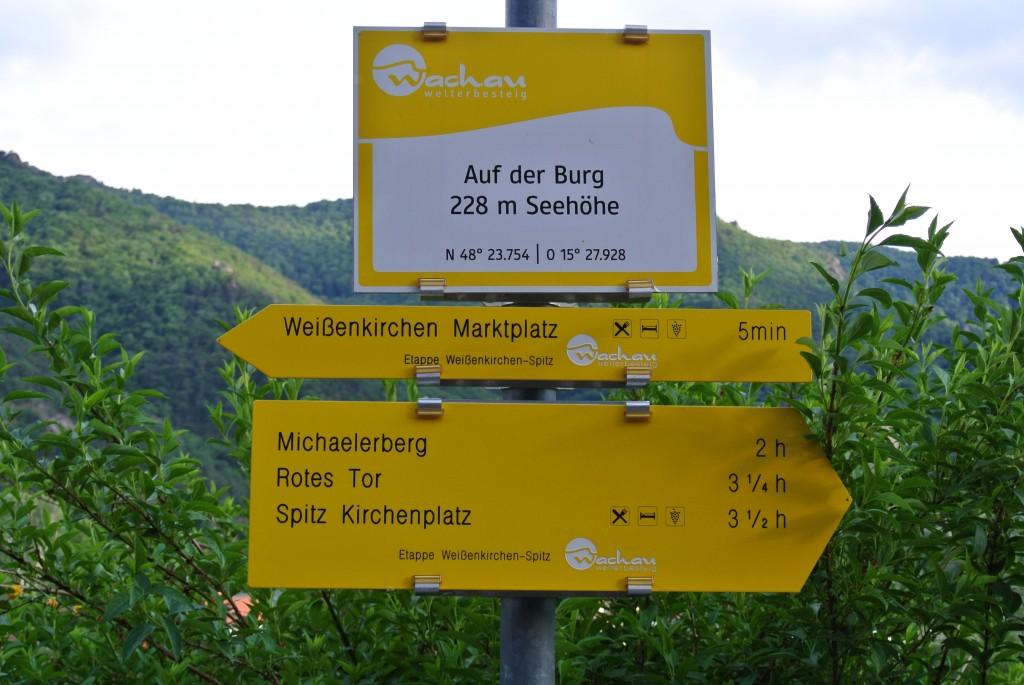 Wanderwege Wachau