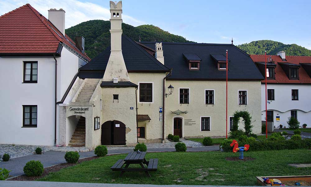 Rathaus Gemeindeamt Weidenkirchen