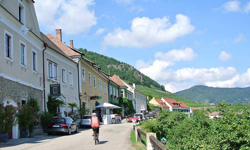 Donauradweg Weidenkirchen