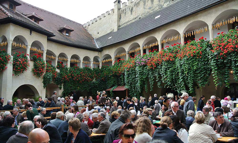 Feste feiern im Teisenhoferhof