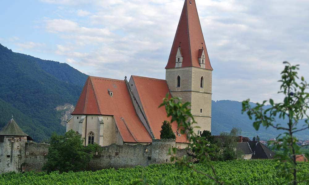 Weißenkirchen Wehrkirche