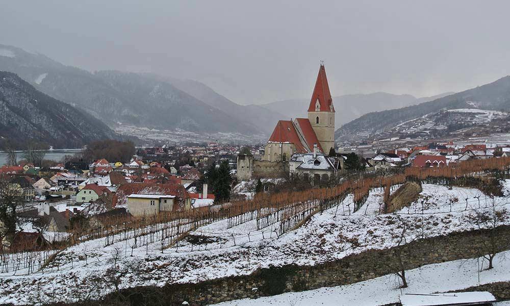 Winter Wachau