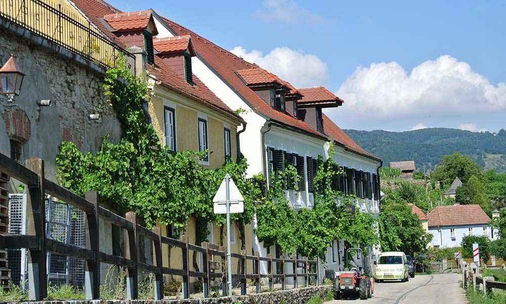 Donauradweg Kremser Strasse