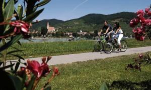 Donauradweg Wachau