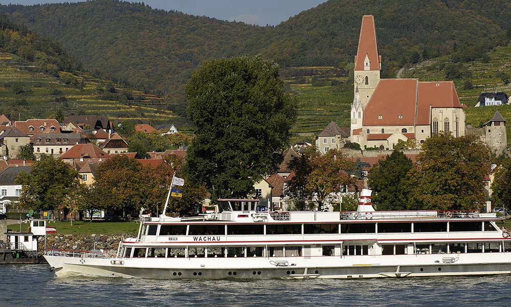 Donauschiffahrt Wachau