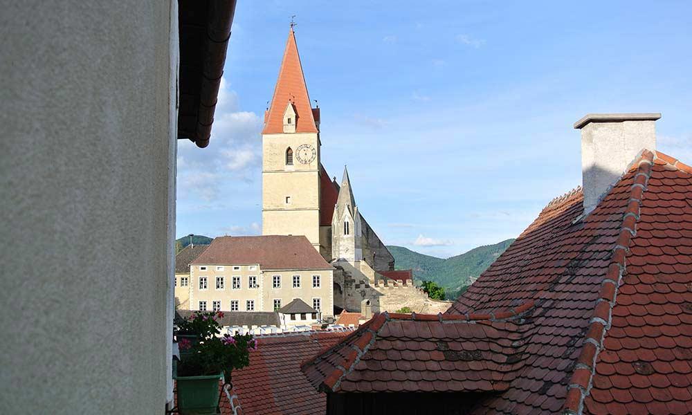 Wehrkirche Volksschule