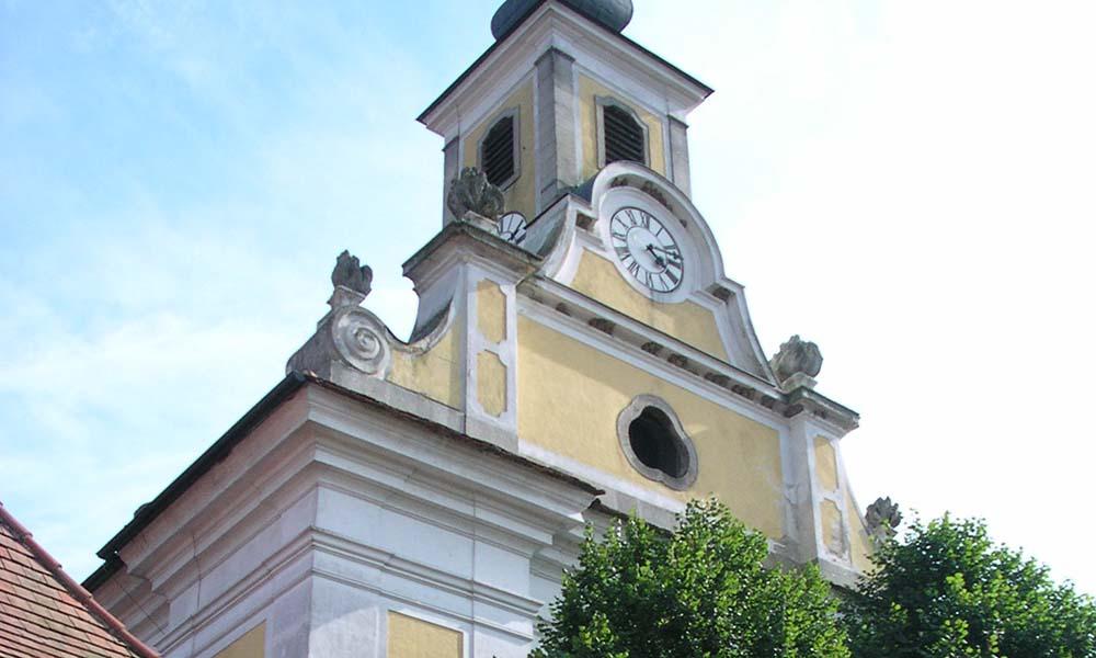 Wösendorf barocke Kirche