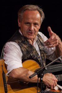 Stephan Paryla-Raky singt: Sündige Lieder nach der Sperrstund